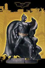 Batman DC Comics Batman Begins Christian Bale Statue  .