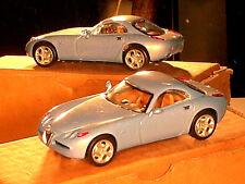 ALFA ROMEO NUVOLA CONCEPT CAR 1998/ SOLIDO 1999 / BLEU