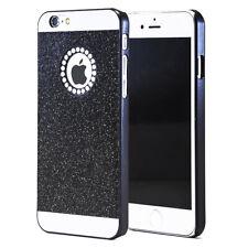 Handy Case für Apple iPhone 5 5s SE Glitzer Bling Strass Hart Schutz Hülle Case