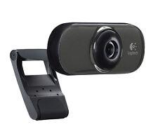 NEW !!! Logitech C210 Webcam, 960-000617 Web Cam