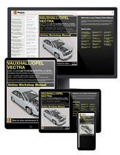 Vauxhall/Opel Vectra Petrol & Diesel (June 2002-Sept 2005) 02 to 55