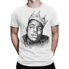 Biggie Smalls Rapper T-Shirt, Notorious Big Tee, Men's Women's All Sizes