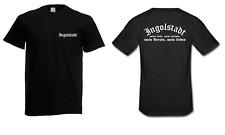 Herren T-Shirt Ingolstadt I Fussball I Verein I Sprüche I Fun I Lustig bis 5XL