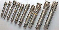 """1 Stück Gewindebohrer Zoll UNC 7/8"""", 1"""", 1 1/4"""", 1 1/2"""", 1 3/4"""", 2"""" Grobgewinde"""