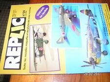 Replic n°59 Ki-46 III P-47 Mureaux 117 et 115