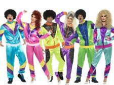 Hommes Femmes 80s Coque Costume Déguisement Scouser Survêtement Neuf