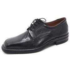 B5690 scarpa classica uomo TAURUS scarpe nero shoe man