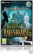 1 of 1 - Mystery Case Files: Return To Ravenhearst (PC: Windows, 2009) - European Version
