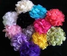 Handmade Elastic Baby Flower Headband ~ Fits 6 -18 months ~ FREE Shipping #H35