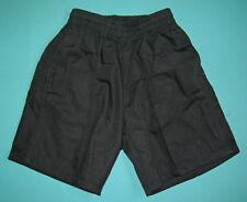 NEW School Uniform Shorts Black size 5 to 16