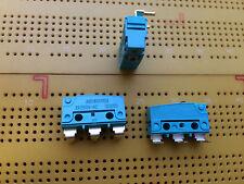 SPDT 2 A 30 V SUB Miniatura Microswitch AGNI contatti IP50 ABS SS Qtà Multi