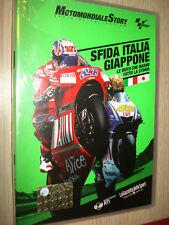 DVD N°4 MOTOMONDIALE STORY OFFICIAL COLLECTION MOTO GP MOTOGP ITALIA VS GIAPPONE