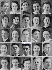 1935 Cincinnati OH High School Yearbook~Photos~History~Tennis~Bill Talbert~++++