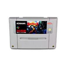Super Nintendo - SNES Spiel SUPER CASTLEVANIA IV