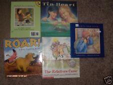 set of 5 children's books