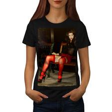 Public Erotic Girl Sexy Women T-shirt S-2XL NEW | Wellcoda