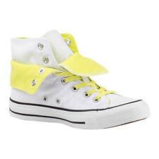 CONVERSE Schuhe Chucks Ct All Star Hi Two Fold 542590C White Citron Weiß Gelb