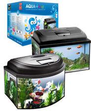Aquael AquaSzut Aquarium Set AQUA4KIDS inkl. Abdeckung, Filter, Heizer 40x25x25