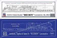 Train,Union,Southern,Pacific,Santa Fe,Steam Engine,Locomotive,3450,9000,Big Boy