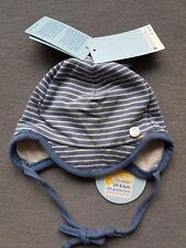 Sterntaler UV Schutz 50+  Mütze Schirmmütze Kopfbedeckung blau weiß Jungen 41