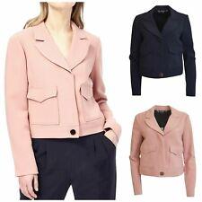 Fabulous Pink or Navy Crop Jacket from Principles Ben De Lisi Range RRP £65