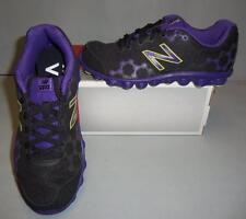 New Balance Girl's Ionix Running Shoes Black Purple SIZES! NIB K3090