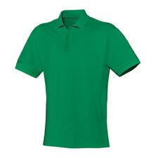 JAKO Squadra Polo Maglia polo verde F06