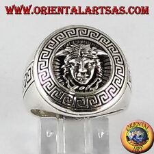 Anello d'argento, Medusa anello in argento