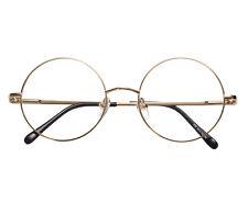 Agstum 49mm Round Oversized Vintage Reading Glasses Reader +1 +2