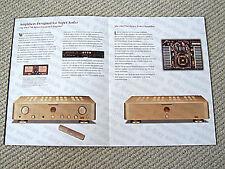 Marantz Reference series full product line brochure