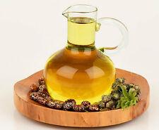 Castor Oil 100ml Herbal Organic Hexane Free Cold Pressed Pure Vegan Free Ship