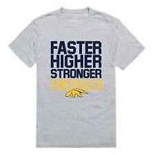 University of California Irvine Anteaters Ncaa Logo Workout T-Shirt S-2Xl