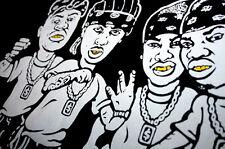 New1 Cash Money Hot Boys shirt juvenile lil wayne records concert Cajmear M L X