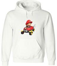 Nintendo Mario Kart Baby Mario Racing Video Game Hoodies Sweatshirt Pullover