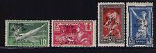 00004000 Syria, Mi-No 254-257, unused, Olympics 1924