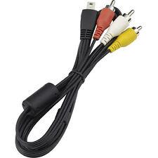 AVC-DC400ST AV Cable for Canon G15 G1X S100 SD4000 EOS -1DX EOS Rebel T4i T5i