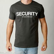 SECURITY TMR Premium Tshirt Streetwear Tee