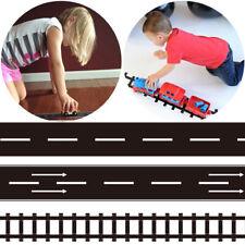 Handmade Sticker Paper Rail Transit Tape Self-Adhesive 1.89 * 196in EducationToy
