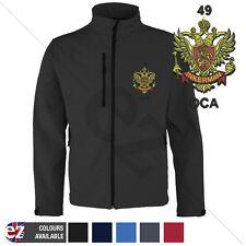 49 Inkerman - Softshell Jacket - Personalised text available