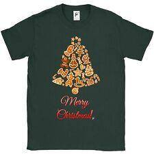Campana de Navidad Helado De Pan De Jengibre Galletas Decoradas Para Hombre Camiseta