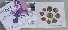 Euro KMS Luxemburg 2011 im Folder 9 Münzen 5,88 EUR st/bu