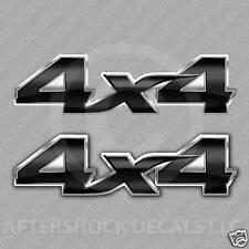 4x4 Black Truck Decal Sticker compatible with Dodge Ram Dakota