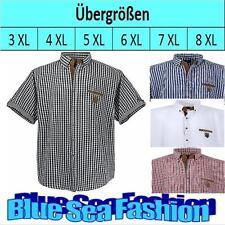 LAVECCHIA Designer Übergröße kurzarm Business Hemd Polo Shirt 3 4 5 6 7 XL XXXXL