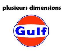 GULF stickers autocollant - Vinyl Decals - Various Widths