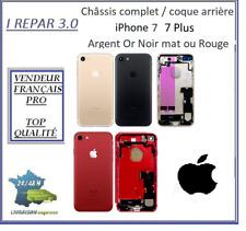 Châssis pré-asemblé iPhone 7 / 7 plus Or/Argent/Noir mat/Rouge