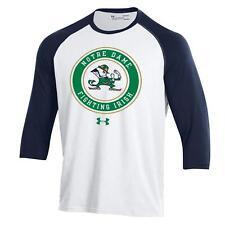 Fan Apparel & Souvenirs Genuine Stuff Boy's Notre Dame Fighting Irish Youth Logo T-Shirt White