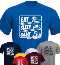 Eat Sleep Game Repeat !! Gamer Funny New Birhday Gift Present T-shirt