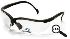 Pyramex Safety V2 Reader Safety Glasses, +1.0 to +3.0 Magnification Eye wear