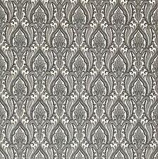 Vinyl Non-Woven Wallpaper Black white gray pattern wallcovering textured roll