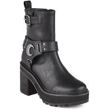 Killstar Gothic Goth Okkult Punk Stiefel Stiefeletten Starlight Biker Boots Mond